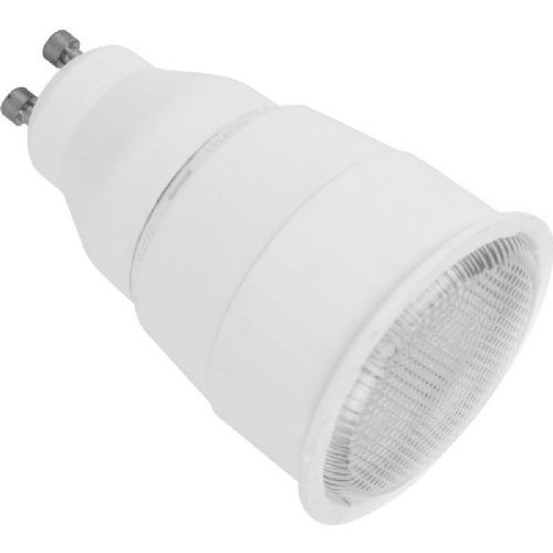 CFL GU10 9W Lamp - Warm White - non-dimmable 801240